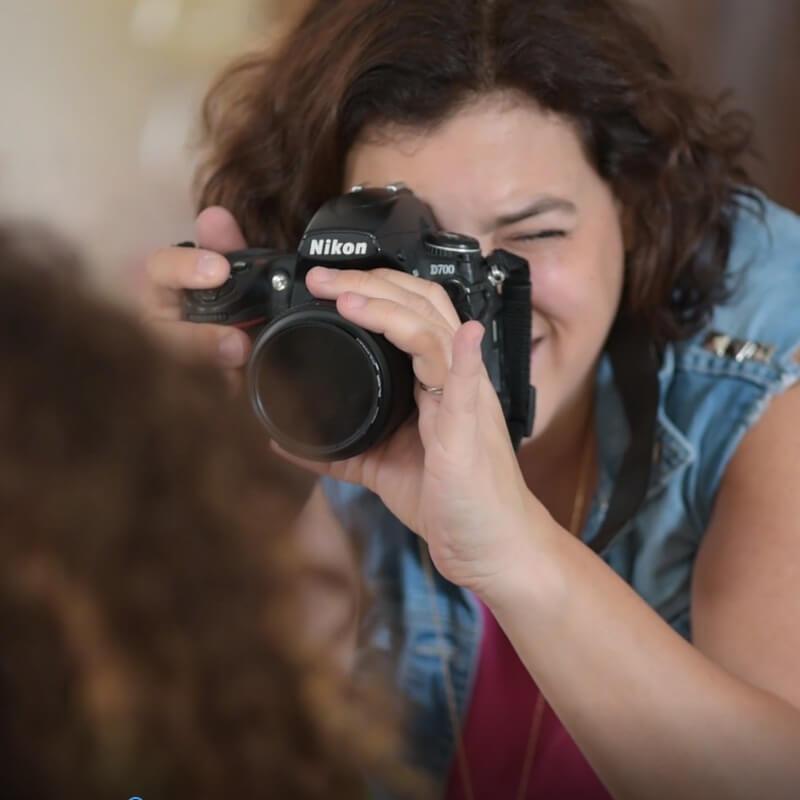 איילת לנדאו מצלמת